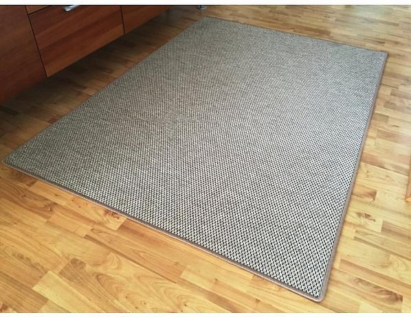 Kusový koberec Nature světle béžová, 150x200 cm