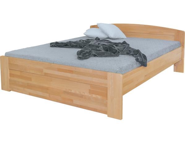 Masivní postel Dona