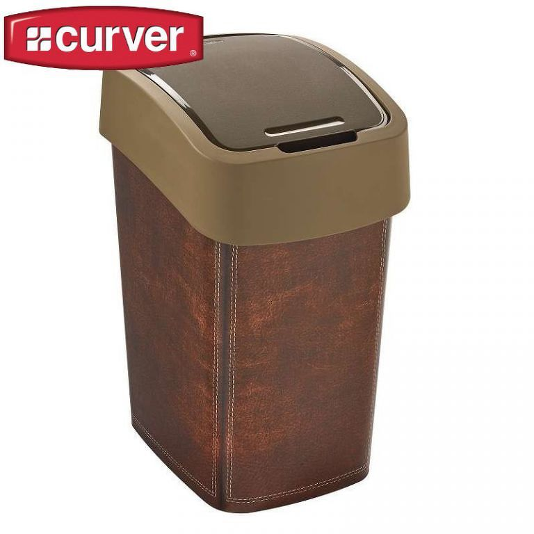 CURVER FLIPBIN LATHR 31364 odpadkový koš 25 l