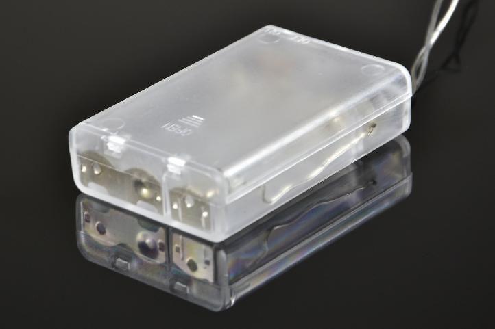 Nexos 42978 Vánoční LED osvětlení 1,35 m- teple bílá 10 diod