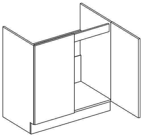 D80ZL dolní skříňka pod dřez MERLIN