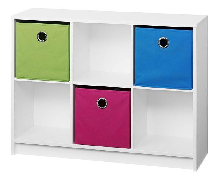 Úložný box zelené barvy F1023