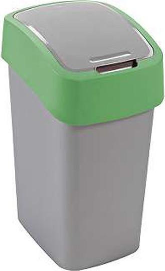 Curver Odpadkový koš FLIPBIN 10L - zelený
