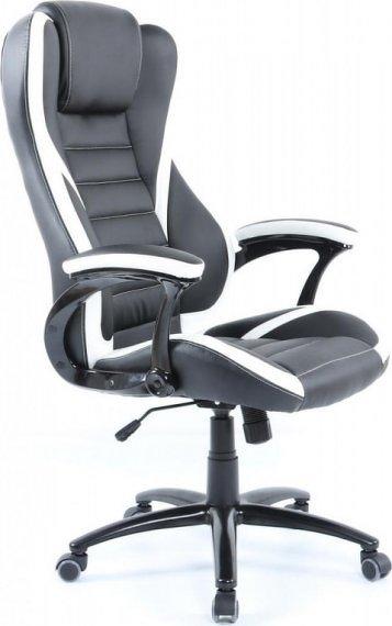 Falco Kancelářské křeslo Idaho 119 BW černá/bílá