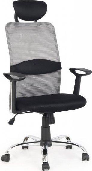 Halmar Kancelářská židle Dancan Šedo-černá
