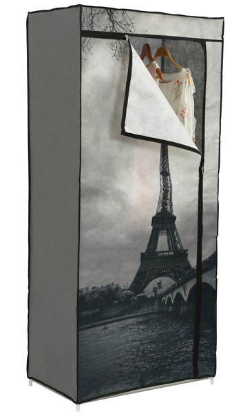 Látková skříň Eiffel