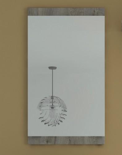 Nástěnné zrcadlo Askon 52, dub ribbeck