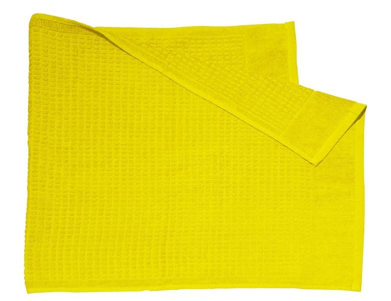 Osuška Faro 70x140 cm, žlutá