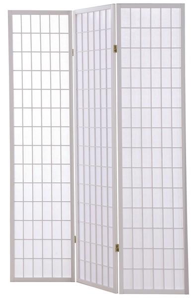 Paraván FW1071, bílý