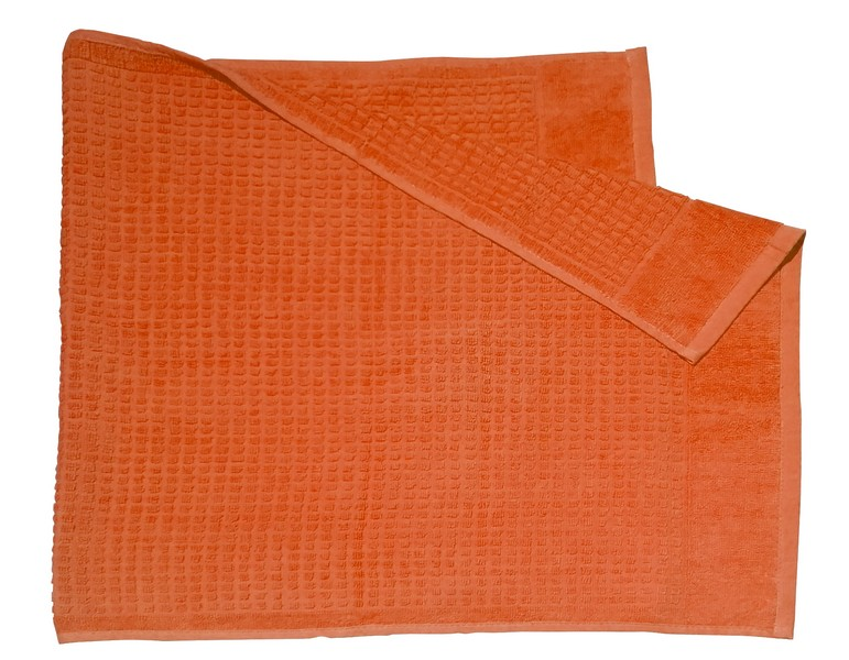 Ručník Faro 50x100 cm, oranžový