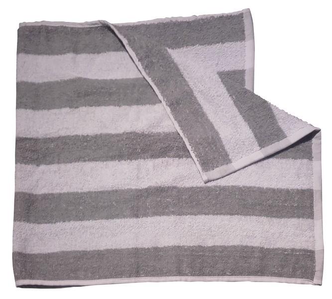 Ručník Irena 50x100 cm, šedý