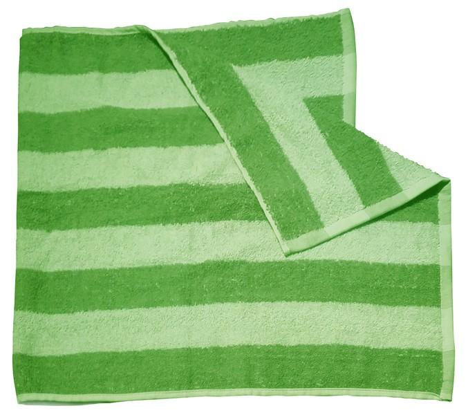 Ručník Irena 50x100 cm, zelený