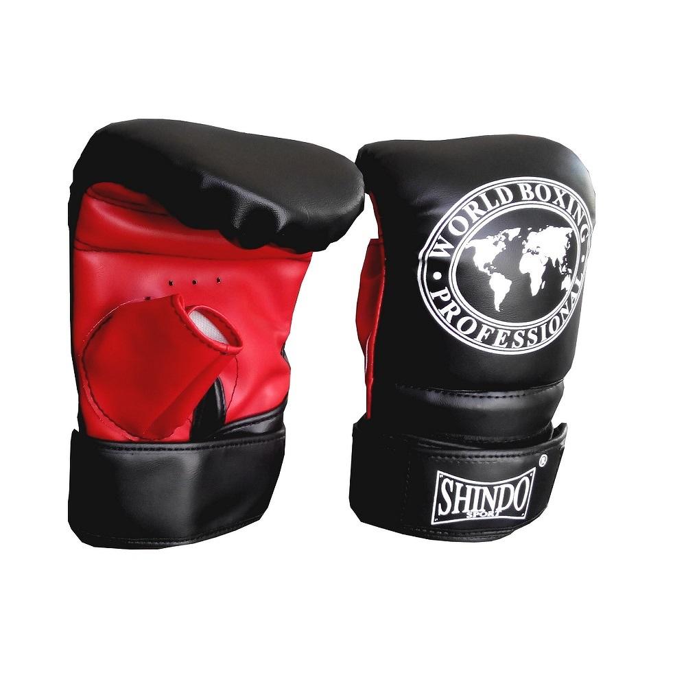 Shindo Sport Tréninkové rukavice Shindo Sport s dlouhým zipem