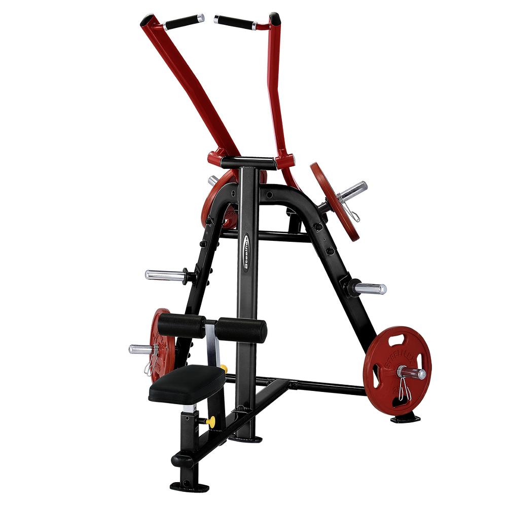 Steelflex PLLA černo-červená