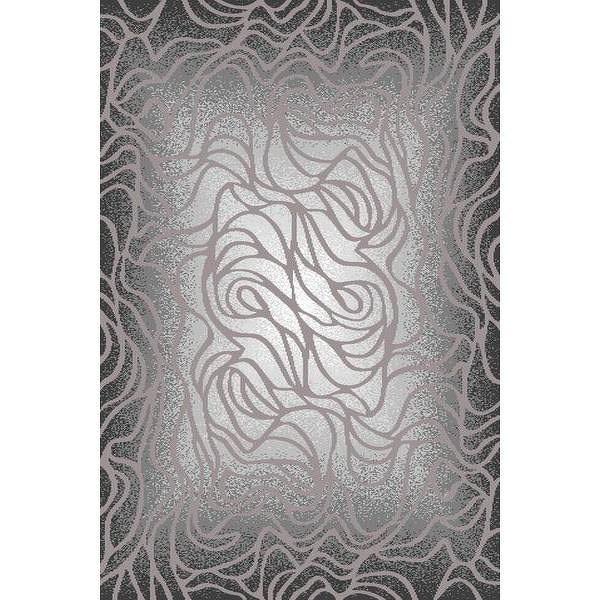 Habitat Kusový koberec Luna lace černá, 80 x 150 cm