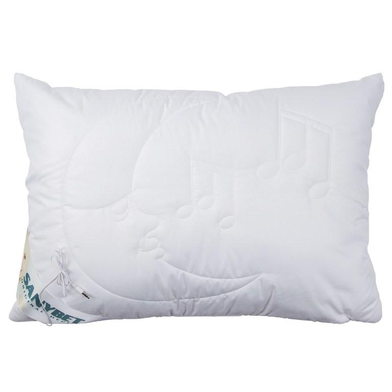 Sanybet Hudební polštář, 40 x 40 cm, 40 x 40 cm