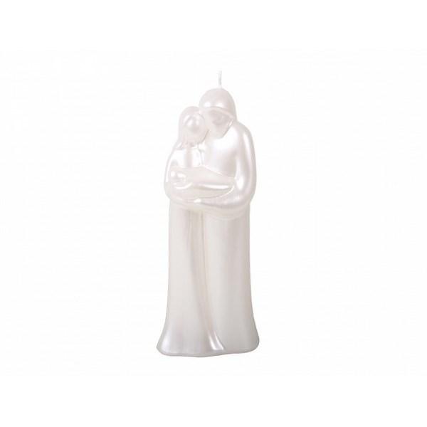 Vánoční svíčka Svatá rodina