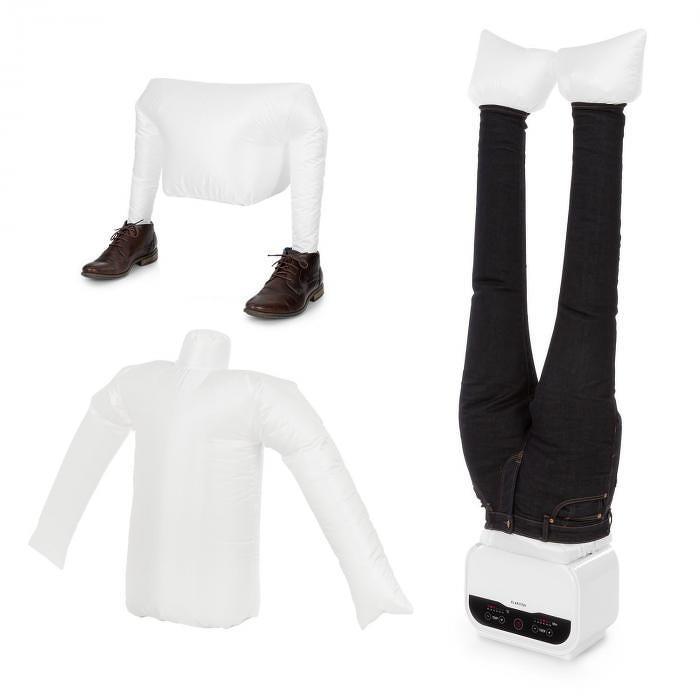 Klarstein ShirtButler Pro, automatický sušící systém na košile, kalhoty a obuv, 1200 W