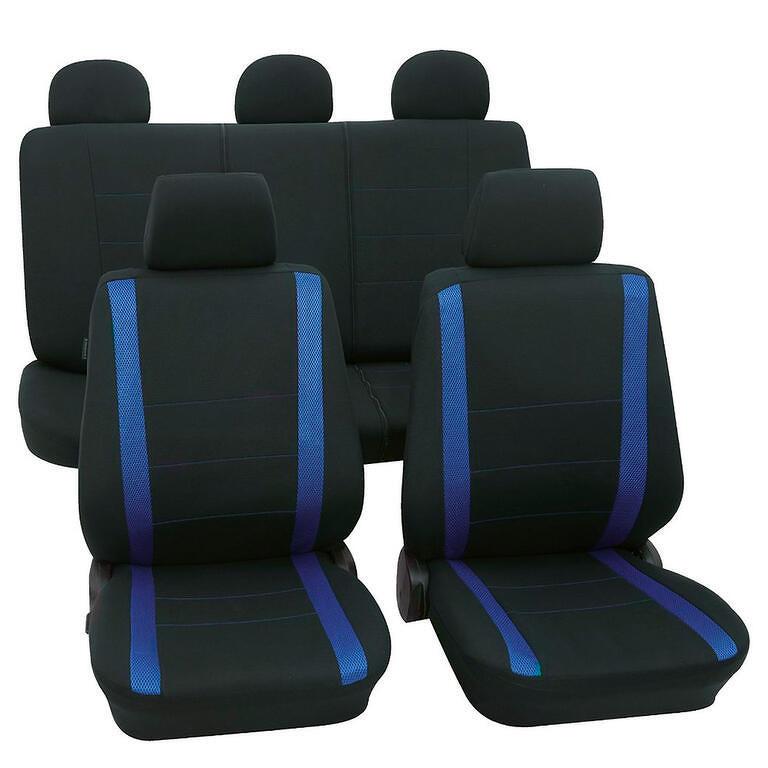 Autopotahy SAMOA modré