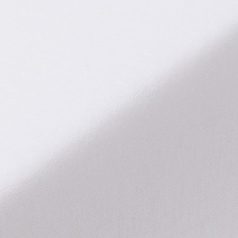 Hermann Cotton Napínací prostěradlo jersey GRAND bílé 180 x 200 cm