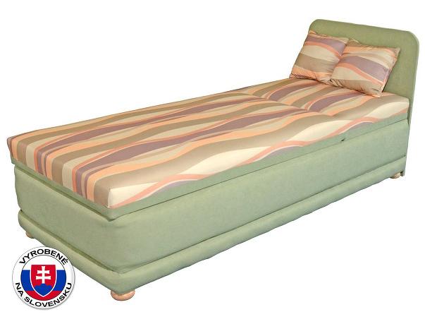 Jednolůžková postel (válenda) 80 cm Ema 80 (s molitanovou matrací)