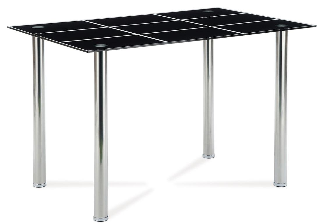 Jídelní stůl AT-1888 BK (pro 4 osoby)