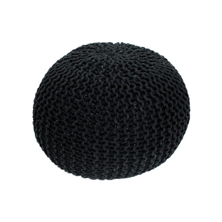 Taburet Gobi Typ 2 (černá)