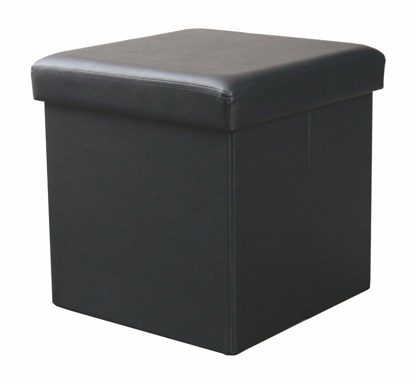 Taburetka Moly (černá)